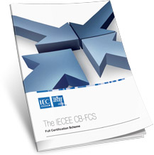 The IECEE CB-FCS: Full Certification Scheme