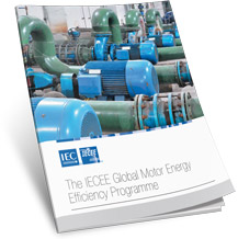 Brochure: The IECEE Global Motor Energy Efficiency Programme (GMEE)