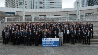 Group Photo - 2017 CMC Annual Meeting, Yokohama, Japan