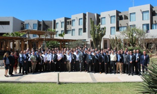 Group photo - 2017 CTL Annual Meeting, Los Cabos, Mexico